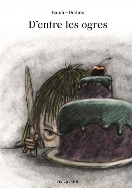 Couverture de l'ouvrage D'entre les ogres