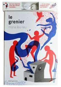 Couverture de l'ouvrage Le Grenier