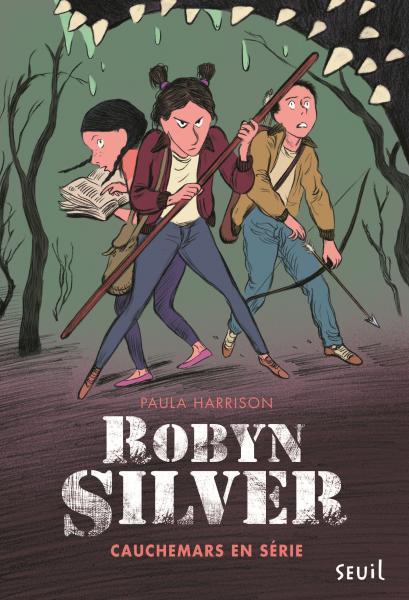 Couverture de l'ouvrage Robyn Silver, tome 2