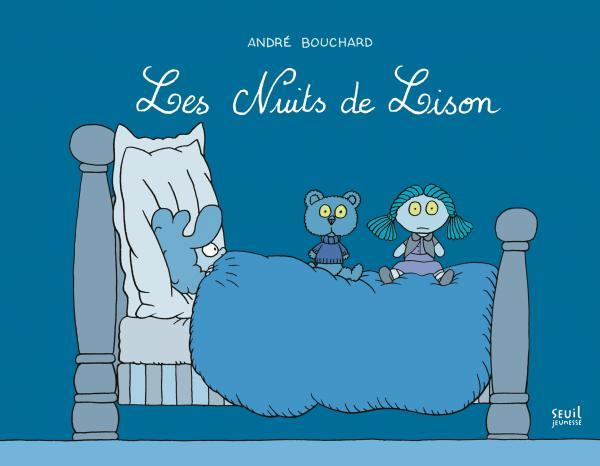 Couverture de l'ouvrage Les Nuits de Lison