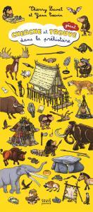 Couverture de l'ouvrage Cherche et trouve géant dans la préhistoire