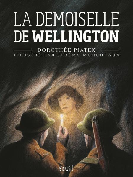 Couverture de l'ouvrage La Demoiselle de Wellington