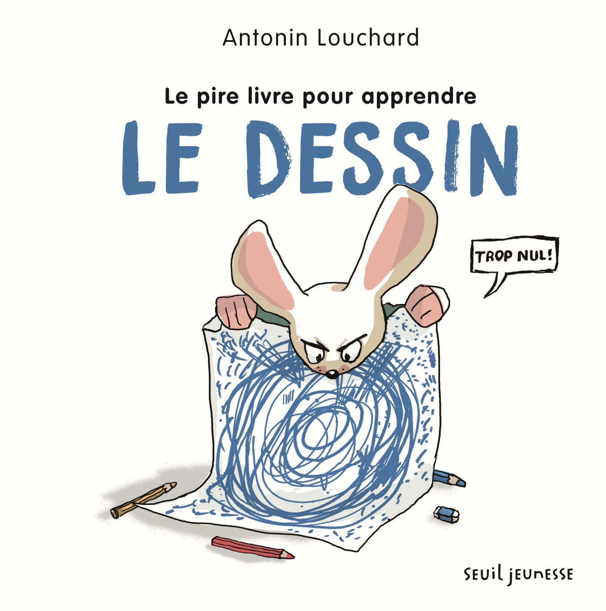 Le Pire livre pour apprendre le dessin