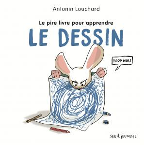 Couverture de l'ouvrage Le Pire Livre pour apprendre le dessin