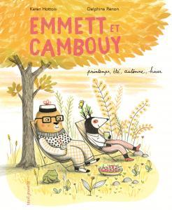 Couverture de l'ouvrage Emmett et Cambouy