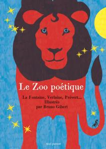 Couverture de l'ouvrage Le Zoo poétique