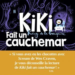 Couverture de l'ouvrage Kiki fait un cauchemar