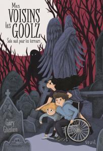 couverture Mes voisins les Goolz,  tome 1