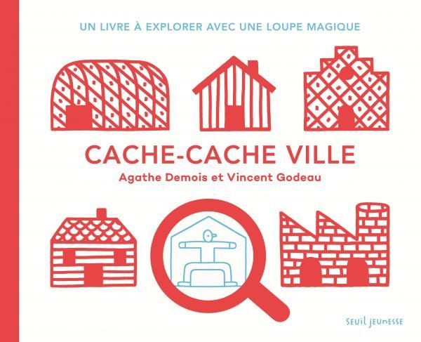 Couverture de l'ouvrage Cache-cache ville