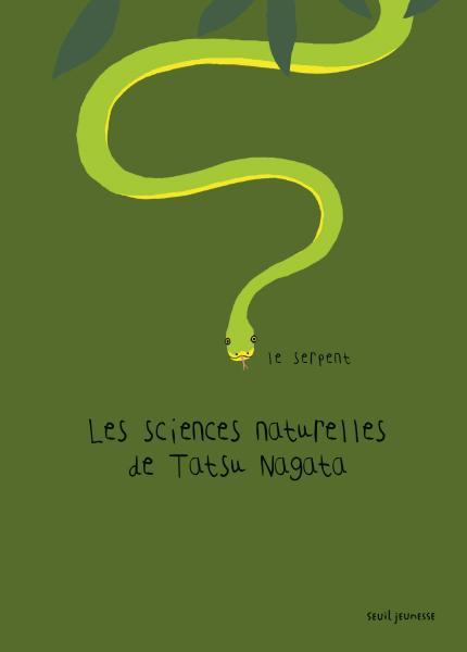 Couverture de l'ouvrage Le Serpent