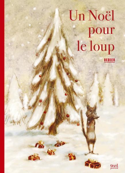 Couverture de l'ouvrage Un Noël pour le loup