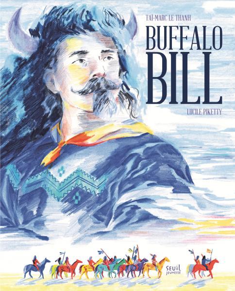 Couverture de l'ouvrage Buffalo Bill
