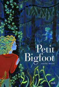 couverture Petit Bigfoot, tome 1