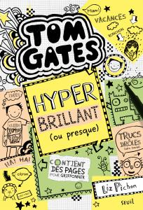 couverture Tom Gates, tome 10