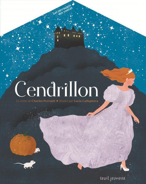 Couverture de l'ouvrage Cendrillon