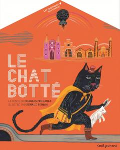 couverture Le Chat botté