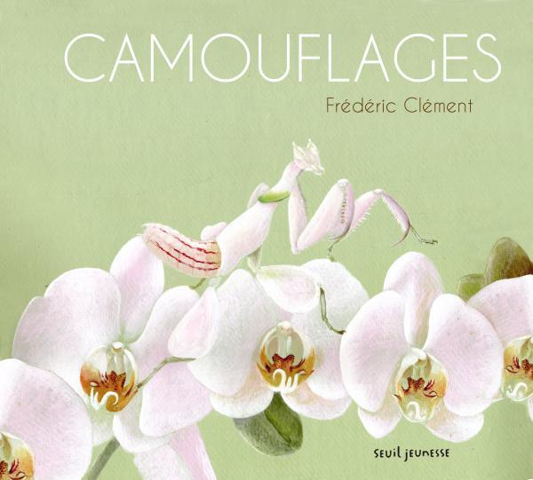 Couverture de l'ouvrage Camouflages