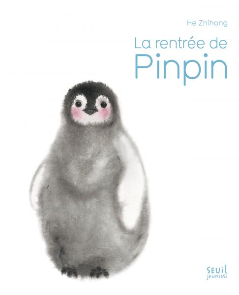 Couverture de l'ouvrage La Rentrée de Pinpin