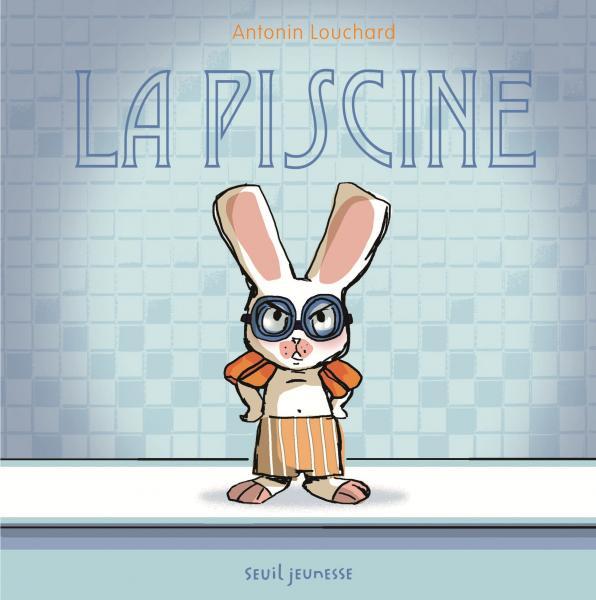 Couverture de l'ouvrage La Piscine