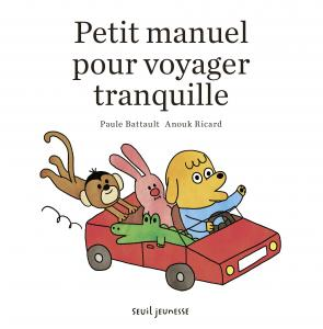 Couverture de l'ouvrage Petit manuel pour voyager tranquille