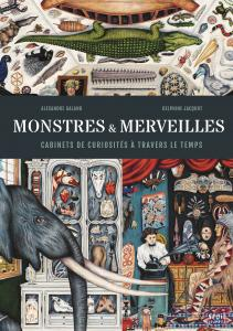 Couverture de l'ouvrage Monstres et Merveilles