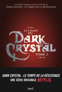 Couverture de l'ouvrage Dark Crystal, tome 2