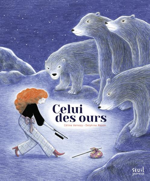 Couverture de l'ouvrage Celui des ours