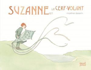 Couverture de l'ouvrage Suzanne et le cerf-volant