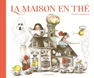 Couverture de l'ouvrage La Maison en thé