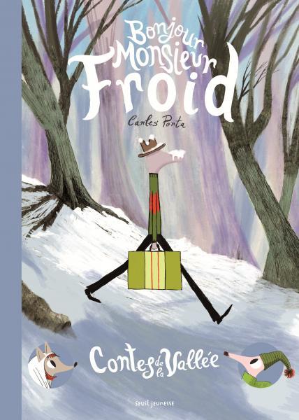 Couverture de l'ouvrage Bonjour Monsieur Froid