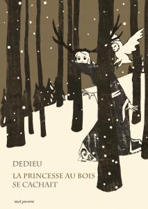 Couverture de l'ouvrage La Princesse au bois se cachait