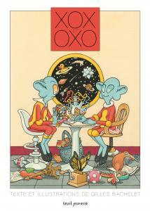 couverture Xox et Oxo
