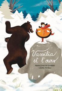 Couverture de l'ouvrage Vassilia et l'ours