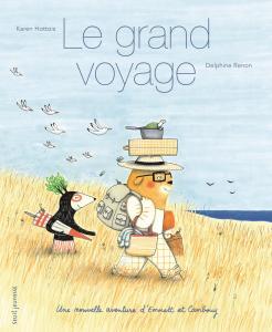 Couverture de l'ouvrage Le grand voyage