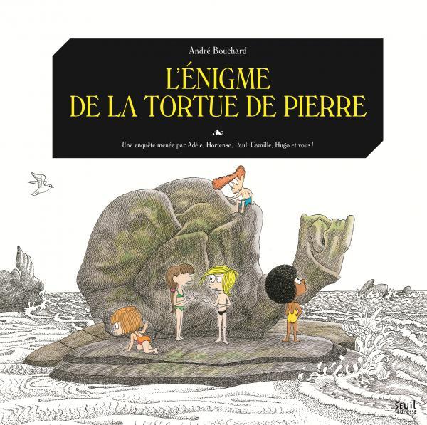Couverture de l'ouvrage L'Énigme de la tortue de pierre