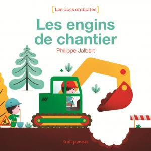 couverture Les Engins de chantier