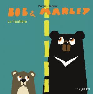 couverture Bob et Marley