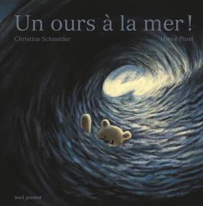 Couverture de l'ouvrage Un ours à la mer !