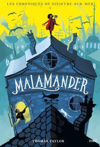 Couverture de l'ouvrage Malamander