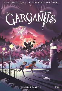 Couverture de l'ouvrage Gargantis