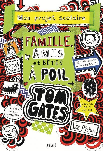 Couverture de l'ouvrage Tom Gates, tome 12