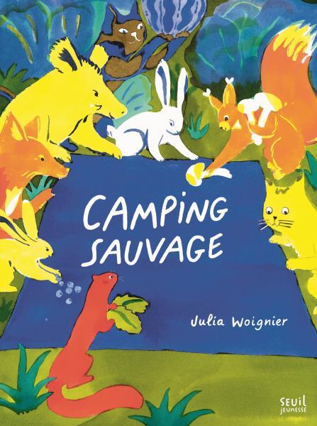 Couverture de l'ouvrage Camping sauvage