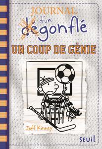 Couverture de l'ouvrage Journal d'un dégonflé, tome 16