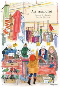 Couverture de l'ouvrage Au marché