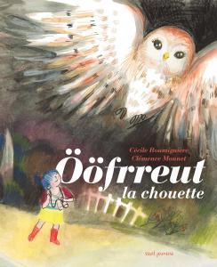 couverture Ööfrreut la chouette