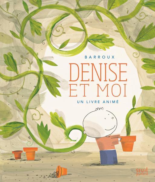 Couverture de l'ouvrage Denise et moi