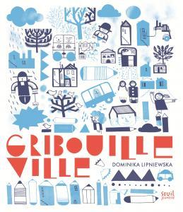 couverture Gribouille-Ville