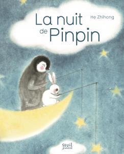 Couverture de l'ouvrage La Nuit de Pinpin