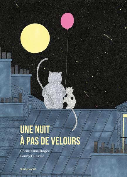 Couverture de l'ouvrage Une nuit à pas de velours