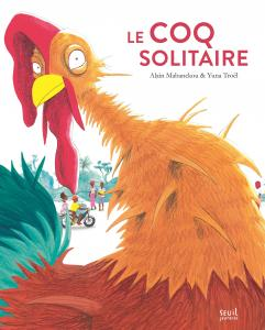 couverture Le Coq solitaire